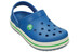 Crocs Crocband Clogs Kids Ultramarine